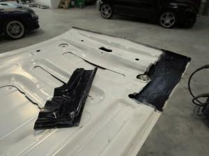 traitement de la corrosion / rouille