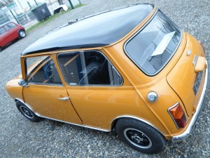 Mini MK 3 restaurée