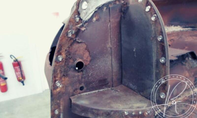 Protéger son véhicule ancien de la corrosion.