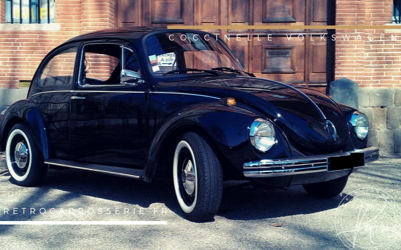 Restauration complète Coccinelle Volkswagen