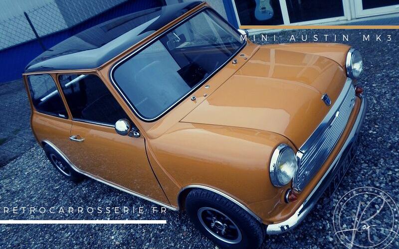 Restauration complète Mini Austin MK3
