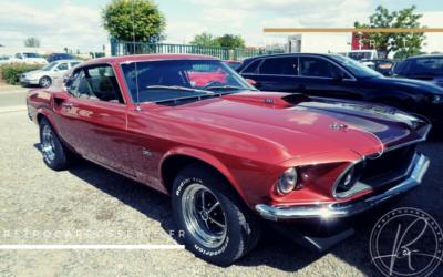 Restauration complète Mustang SR GT 69